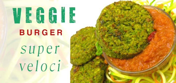 Veggie Burger Super Veloci