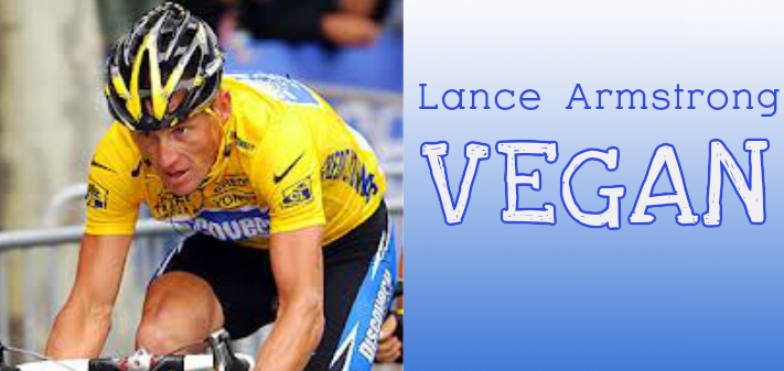 Lance Armstrong stà diventando vegano?