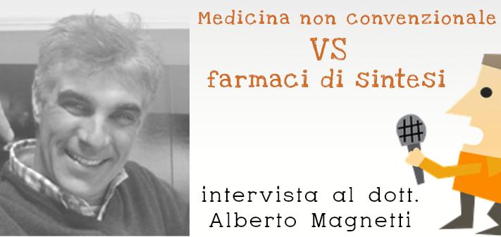 Medicina non convenzionale VS farmaci di sintesi
