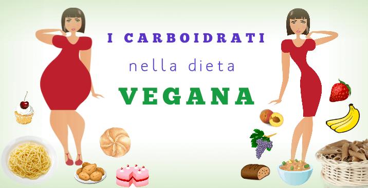 Dieta Vegana: tanti carboidrati fanno ingrassare o dimagrire?